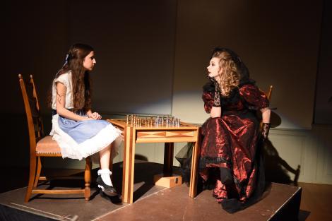 Schachspiel mit der Herzogin