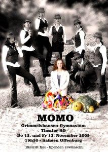 Momo - Plakat