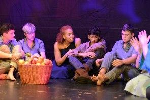 Circe und Odysseus