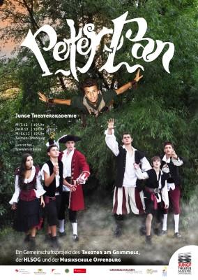 Plakat Peter Pan - Web